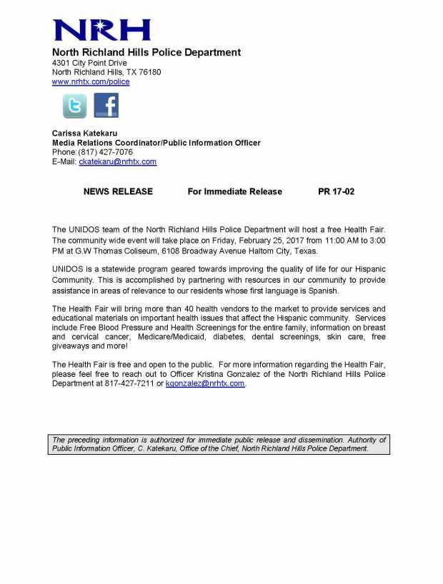 unidos-health-and-wellness-fair-press-release_pr7102
