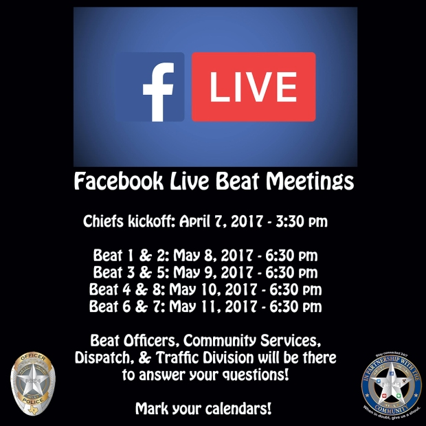 FacebookLiveBeatMeetings